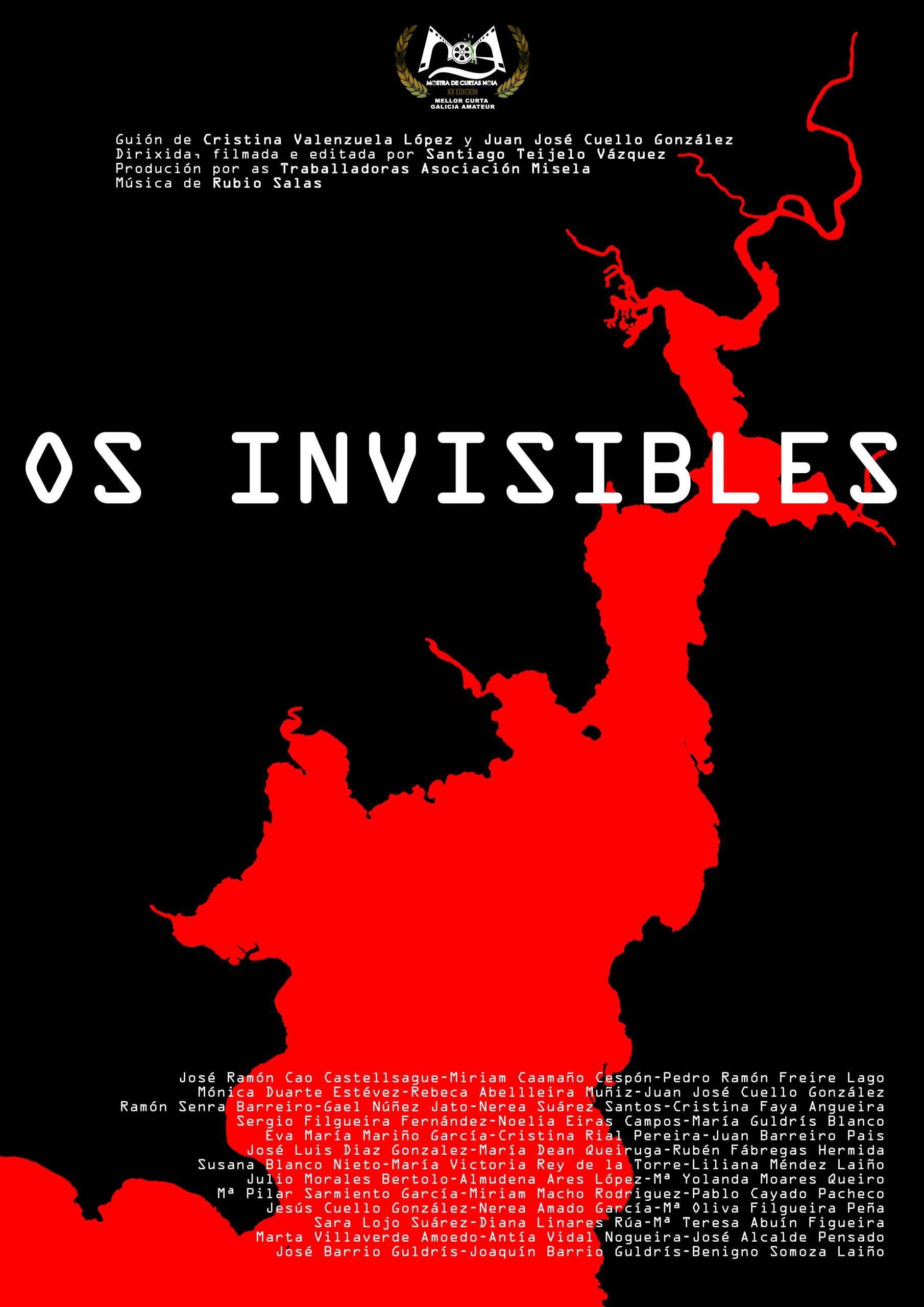Cartel os invisibles_logo noia (1)(1)