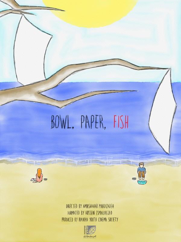 bowl paper fish portada